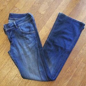 Hudson Bootcut Jean's Size 30